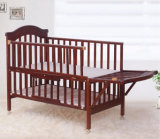 Solid Wood (M-X1123)著熱いSellingおよびCheap Price Baby Crib Made