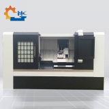 Alta eficiencia automática de tornos CNC máquina de torno horizontal automática