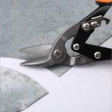 De Schaar van het ijzer de Rode en Zwarte Dubbele Luchtvaart van het Handvat van de Kleur Tin knipt knipt