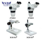 Equipamento médico de alta resolução Microscópio Zoom estéreo