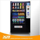 De witte Zwarte Automaat van de Drank van de Snack van Combo van de Automaat