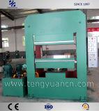 Tipo de frame imprensa Vulcanizing da placa para a produção precisa do anel-O
