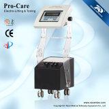 Pelle dell'ente professionale che alza e che stringe la macchina ultrasonica di bellezza (Pro-Cura)