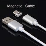 Ligne de caractéristiques de remplissage certifiée par type neuf de vitesse maximale câble usb magnétique