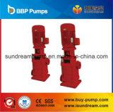 Motorantriebsfeuer-Pumpe für Feuer-Kampf-Gerät
