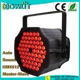 60PCS 3W RGB 3in1 LEDの同価ライト