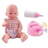 """15 """" Zachte Boy Baby - pop met IC (H0318234)"""