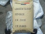 Het hete Poeder van het Chloride van het Ammonium van de Verkoop Nh4cl/Korrelig