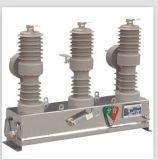 Zw32-12 à aimant permanent disjoncteur du circuit de vide en plein air