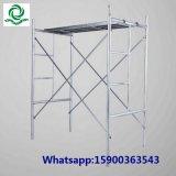 Het Systeem van de Steiger van het Frame van de Ladder H van het staal