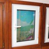Doppelverglasung-thermischer Bruch-Aluminiumflügelfenster-Fenster