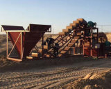 Scherblock-Absaugung-Bagger des Sand-1000m3/H für Sand-/Feinkohle-Kiesel/Gold /River