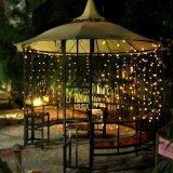 Ao ar livre/interno decorar a luz da corda do bulbo