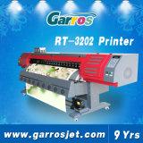 Impressora solvente da impressão de Eco do Sublimation do grande formato de Garros 6FT 10FT