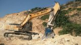 Macchina d'estrazione utilizzata Sanyi 465-8 2012 di condizione di lavoro