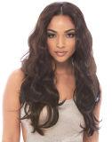 Toupee объемной волны женщин человеческих волос природы новых бразильских волос реальный