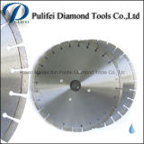 Керамическое конкретное лезвие алмазной пилы вырезывания камня мрамора гранита