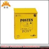 Caixa postal personalizada da letra do metal do jornal do aço inoxidável da fábrica de EAS-119 China borne moderno