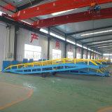 nach Maß hochwertige hydraulische bewegliche elektrische Verladedock-Rampe des Aufzug-6-15ton mit preiswertem Preis