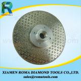 Lâminas de serra de diamante para lâminas de serra de Romatools Electroplated