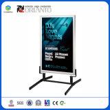 Système d'aluminium de la publicité extérieure Stand d'image SNAP Frame