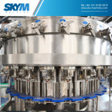 炭酸水・のびん詰めにする機械か生産ライン