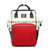 Zaino multifunzionale del sacchetto del pannolino del pannolino del bambino per cura del bambino