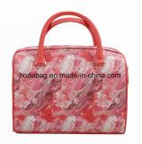 빨간 잉크 형식 보스톤 숙녀 어깨 핸드백 (BDMC197)