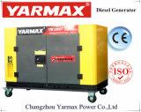 Yarmax 제조자! 최신 판매! 최고 판매 열린 구조 전기 시작 디젤 엔진 발전기 5.8kVA Ym9500e