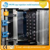 Het horizontale Plastic Afgietsel die van de Injectie van de Emmer Machine maken