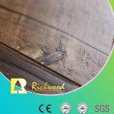 ワックスのコーティングのEirのHDFによって薄板にされる木製のフロアーリング