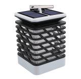 全体的な日の出のNIMH電池と新しい太陽動力を与えられた炎LEDのランタンライト2018