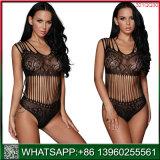 Novo Estilo de alta qualidade Black Lace mulheres roupas íntimas