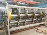 Machine ondulée de fabrication de papier de carton (impression/entaillage/découpage/empilant)