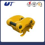 Neigung-Exkavator-hydraulischer schneller Anhängevorrichtungs-Koppler