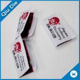 """1 da """" etiqueta de tipo dobrada do vestido altura lado vermelho para vestir-se com símbolo de Japão"""
