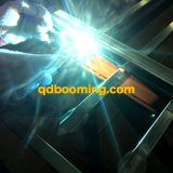 Rete fissa d'acciaio galvanizzata del metallo del germoglio di alluminio