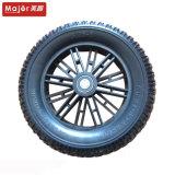 PU-Schaumgummi-Räder mit Metall-oder Plastikfelge 3.25/3.50-8