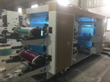 Machine d'impression de Flexo de couleur du film 2 de la vitesse moyenne pp