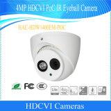 Dahua 4MP HdcviのPoc IRの眼球のデジタルビデオ・カメラ(HAC-HDW1400EM-POC)