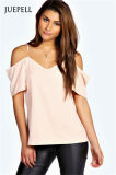 Plus Size Lacts exclusiva Blusa superior para mujer