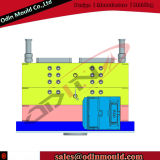 Modèle en plastique de moulage par injection de douane