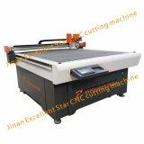 Es CNC-Messer-Leder-Scherblock-Maschine 1313