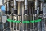 Compléter la ligne remplissante automatique d'installation de mise en bouteille de l'eau minérale/eau de boissons