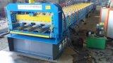 Formazione del rullo della piattaforma di pavimento di buona qualità fatta a macchina in Cina
