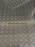 アルミニウムチェック模様の版の踏面の版の床版1050 1060 1070年