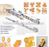 Het Type van Gas van de Lijn van het Product van het Koekje van Saiheng