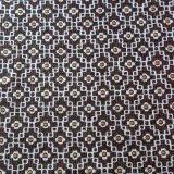 Химически ткань полиэфира домочадца тканья жаккарда