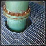 Grelha de aço galvanizada da tampa do dreno da calha das tampas do esgoto