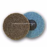 Grelha fina moagem azul vigor Nylon Roda lixa para polimento e limpeza